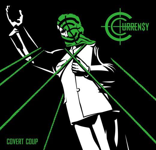 Curren$y -- Covert Coup